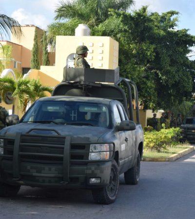 Coronel en activo del Ejército se suicida en su domicilio en Cancún