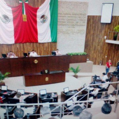 Preparan inicio de comparecenciasdiputados del Congreso de Yucatán