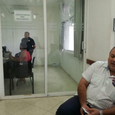 PERREDISTAS, DE LA GREÑA EN COZUMEL: Discuten por el control de la dirigencia municipal y reunión termina en golpes… y demandas