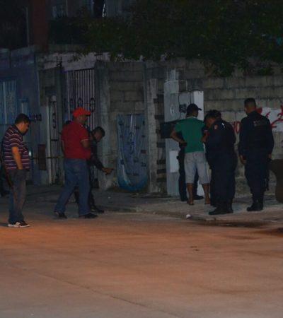 Otro intento de ejecución durante la madrugada del sábado en la Región 101 de Cancún