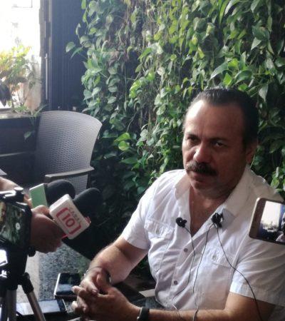 Actuales senadores se olvidaron de Quintana Roo: Julián Ricalde