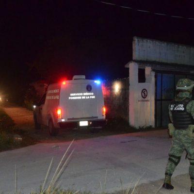 Confirman que se trataba de una mujer el cuerpo desmembrado hallado en la colonia Las Pencas de Cancún