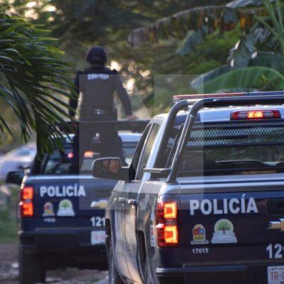 AL MENOS 40 POLICÍAS PARA CAPTURAR A UN 'TIRADOR': El fuerte operativo de ayer en Valle Verde fue solo para detener a narcomenudista con 88 dosis de droga