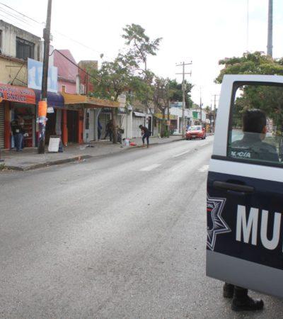 EJECUCIÓN MAÑANERA SOBRE LA KABAH: Disparan contra un hombre en la Región 92 de Cancún; muere en el hospital