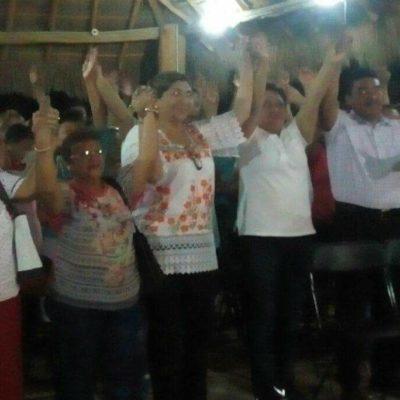 Priistas de Morelos se van con PAN-PRD-MC