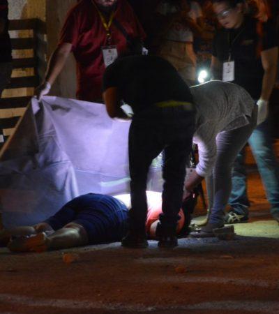 SUMA CANCÚN 55 EJECUCIONES EN 50 DÍAS: Continúa ola de violencia pegando al principal destino turístico de México a razón de un crimen consumado cada 40 horas