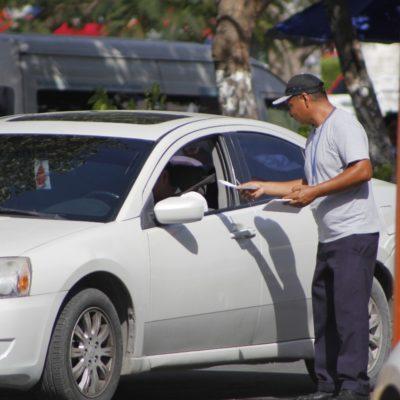 OTRO MÁS QUE PRIVATIZA ESTACIONAMIENTO: Comercial Mexicana de la Avenida Tulum empieza a cobrar a automovilistas