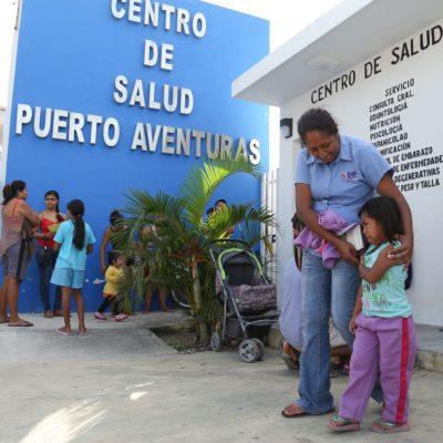 Atienden clínicas municipales a más de 83 mil solidarenses en 2017