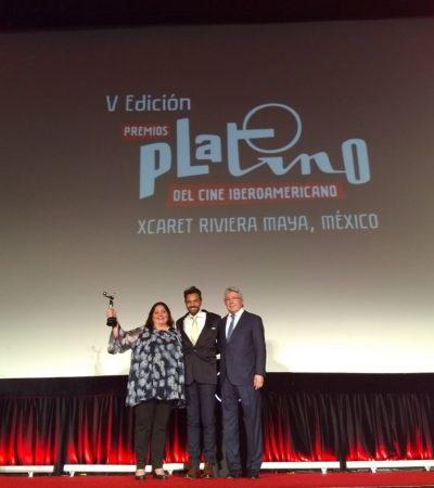 Riviera Maya será sede de la entrega de Premios Platino del Cine Iberoamericano