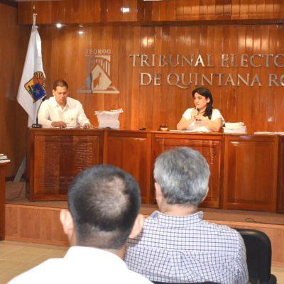 Declara Teqroo improcedente la queja de Jorge Meza contra el PRI
