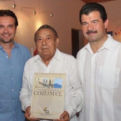 """""""NO PUEDO IR EN CONTRA DE PEDRO JOAQUÍN"""": Gustavo Ortega no apoyará campaña de Perla Tun y dice que se mantendrá al margen"""