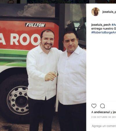 HIJO DE PECH, BAJO LA LUPA: Implica ASF a José Luis Pech Galera en triangulación de recursos cuando estaba al frente de la Universidad Politécnica de Quintana Roo