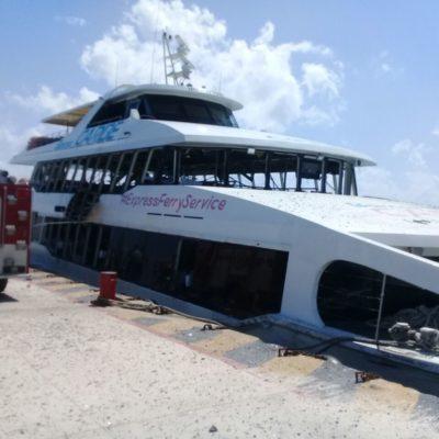 Descarta Gobernador adelantar juicios sobre la explosión en Barcos Caribe