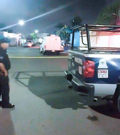 VIOLENCIA EN PLAYA DEL CARMEN: Atacan a una mujer en vivienda del fraccionamiento Bosque Real y muere en el hospital