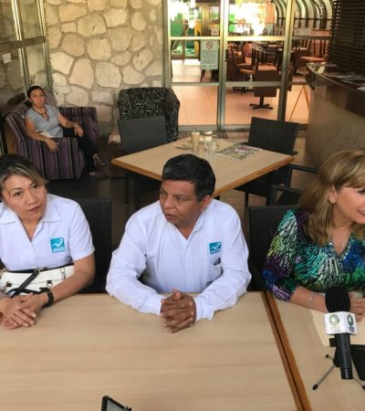 Tras renunciar al PRI, Susana Hurtado se afilia al Panal y se perfila como candidata al Senado