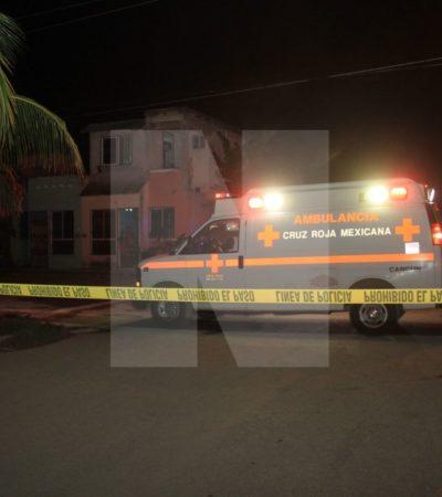 EJECUTAN A UN HOMBRE EN VILLAS OTOCH: Matan a balazos a empleado de gasera a las puertas de su domicilio en la Región 247 de Cancún