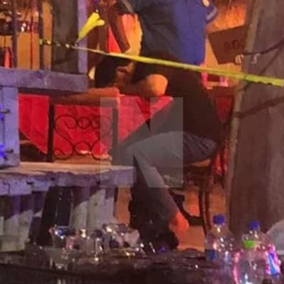 EJECUTAN A EMPRESARIO Y EX FUNCIONARIO EN EL 'RAÍCES' DE TULUM: Matan de un balazo a Ricardo Suárez, ex director de Ingresos y dueño del bar; detienen a 2 sicarios
