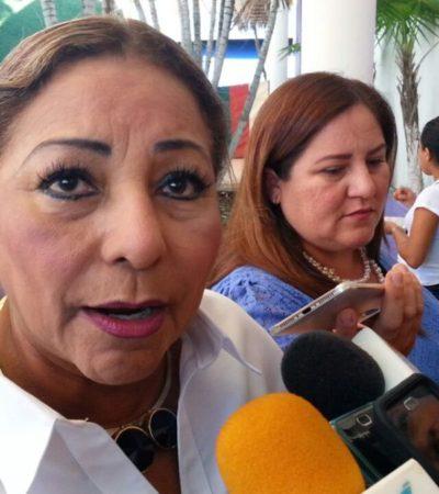 """""""QUIEN NADA DEBE, NADA TEME"""": Dice Rosario Ortiz Yeladaqui que denuncias contra ex funcionarios no es un asunto de temor sino de cuentas pendientes"""