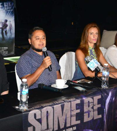Avanza producción de película 'Some Be' en Cancún