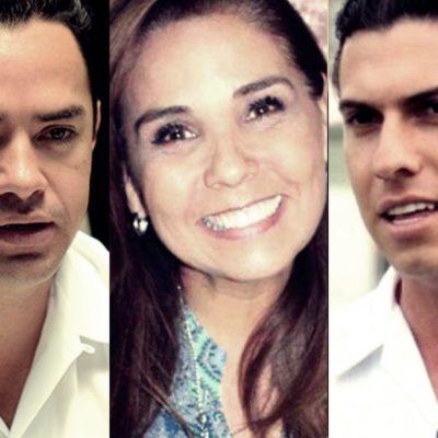 Rompeolas: Manda 'Chanito' Toledo al tercer lugar al PVEM en BJ