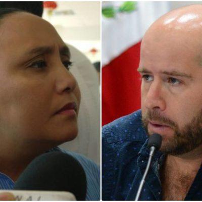 Diputados del Verde ecologista solicitaron a Cristina Torres informes sobre su acuerdo con Aguakan