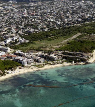 Buscan convertir Riviera Maya en Zona de Desarrollo Turístico Sustentable