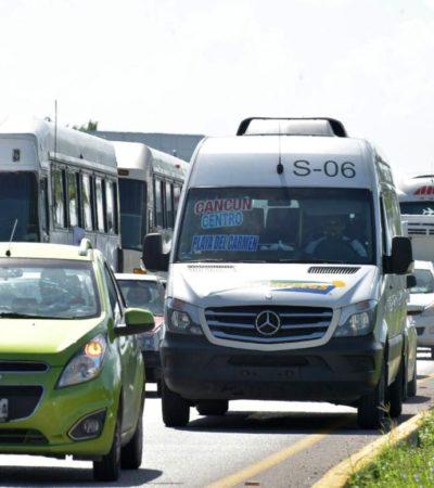 Retomarán proyecto de ampliación de carretera Cancún-Playa del Carmen con un esquema de 'peaje sombra' donde el que paga no es el usuario sino el gobierno