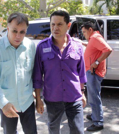 El futuro de la coalición Morena-PES-PT tiene dos caminos, los tribunales o su desintegración, advierte Greg Sánchez