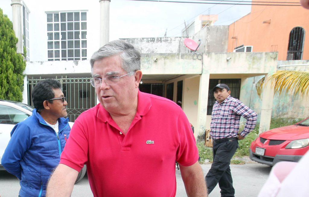 """'Chacho' acusa que Morena """"se agandalla"""" posiciones electorales"""