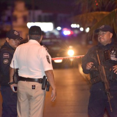 Benito Juárez y Solidaridad, focos rojos de inseguridad entre ciudadanos: Seguridad Pública