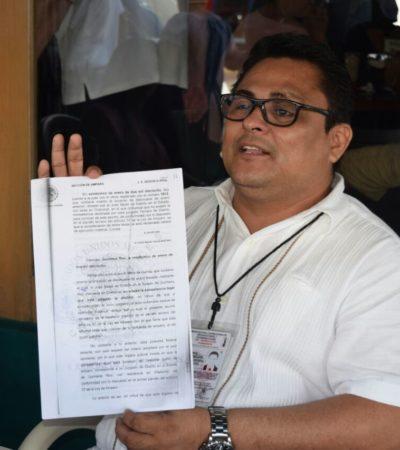 Sergio Avilés Demeneghi, denunciado ante la Fepade