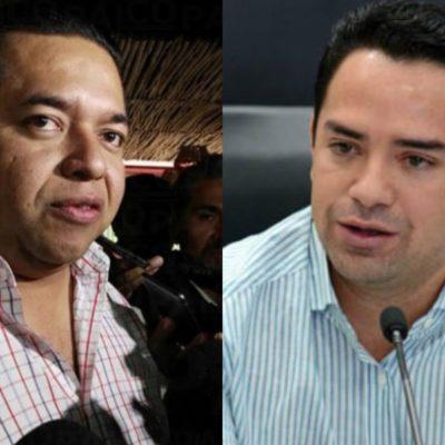 Asegura Emiliano Ramos que no hay forma de que 'Chanito' sea candidato del Frente; de darse su registro el tema se resolvería en los tribunales, advierte