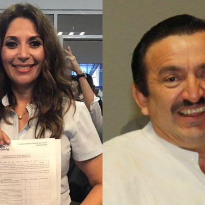 Rompeolas: 'Triny' García yDomingo Flota no se dan por vencidos