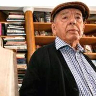 Jorge López Páez, escritor mexicano |Rodrigo De la Serna