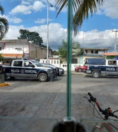 Imparables los robos en Carrillo Puerto, admite mando policiaco