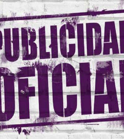 La CNDH, INE e INAI piden al Congreso cumplir orden de la Corte sobre publicidad oficial