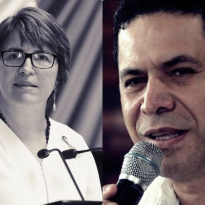 """""""SI QUIERES PAZ, PREPARATE PARA LA GUERRA"""": Gregorio Sánchez dice que Morena no está cumpliendo acuerdos y reclama Solidaridad para el PES"""