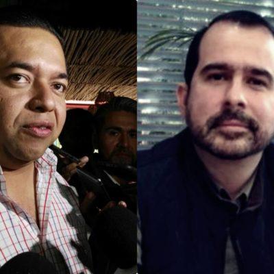 DISPUTAN LA CANDIDATURA DE BJ: Arremete Emiliano Ramos contra líder del PRD por sumar a 'Chanito'