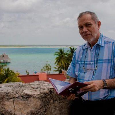 Ramón Iván Suárez Caamal, el hacedor infatigable de palabras | Por Gilberto Avilez Tax
