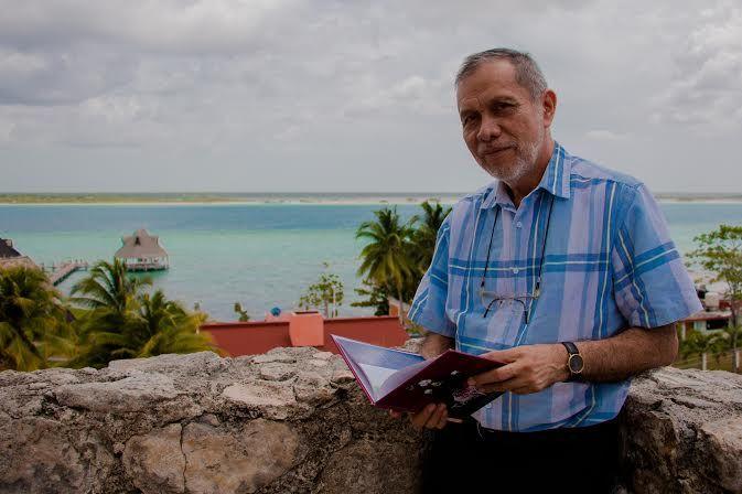 Ramón Iván Suárez Caamal, el hacedor infatigable de palabras   Por Gilberto Avilez Tax