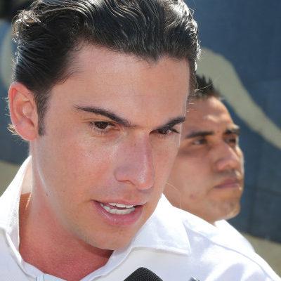 """""""Hasta hoy sí"""", señala José de la Peña sobre posible candidatura de Remberto Estrada en busca de la reelección en Benito Juárez"""