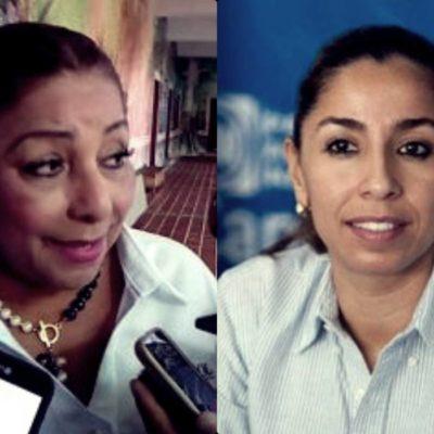 Aunque se le insista, Ortiz Yeladaqui declina hablar sobre gestión de Marybel Villegas en Sedesol