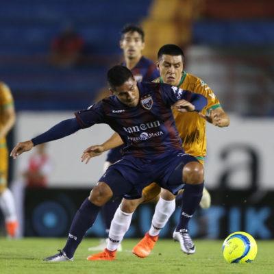 TERCER VICTORIA DE LA TEMPORADA: Con gol de Pedro Arce, Atlante derrota a UAEM