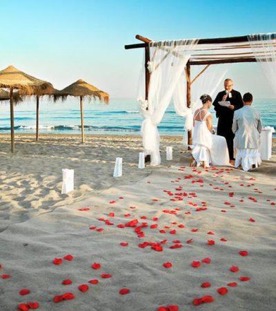 Crece el interés por las bodas en destinos de Quintana Roo