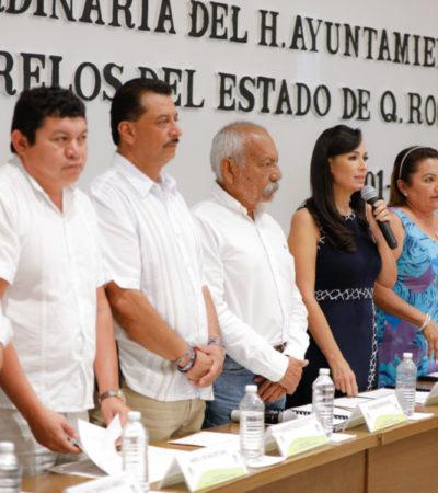 Declara en Puerto Morelos la 'Semana Municipal para la Igualdad de Mujeres y Hombres'