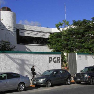 Obtiene PGR vinculación a proceso contra dos personas