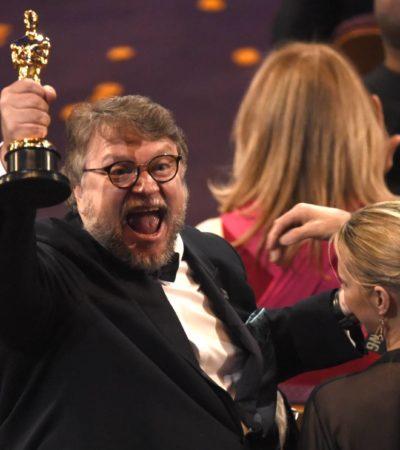 MEXICANÍSIMA NOCHE DE LOS ÓSCAR: Guillermo Del Toro y su 'Forma del Agua', y la película animada 'Coco', los grandes ganadores a lo mejor del cine en Hollywood