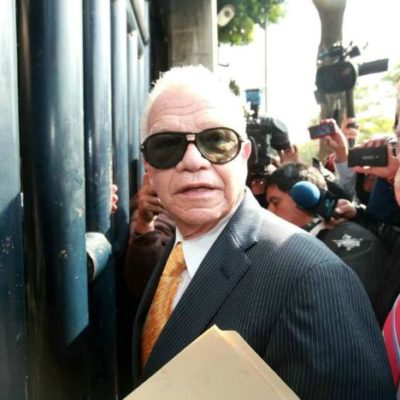 REFUNDEN A ANDRÉS GRANIER: Dan 10 años de prisión a ex Gobernador de Tabasco por peculado