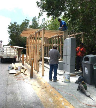 Invierte Fonatur más de 28 mdp en trabajos de rehabilitación en la Zona Hotelera de Cancún