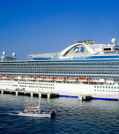 PEGA EL CASO BARCOS CARIBE AL TURISMO: Cancela crucero uso de tours que impliquen uso de transbordadores y piden a viajeros evitar barcos desde Cozumel a Playa